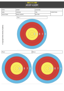 archery arrow tuning pdf
