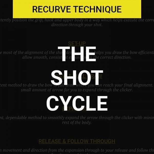 RecurveTechnique_shotcycle image